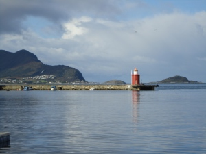 Alesund Harbour Norway