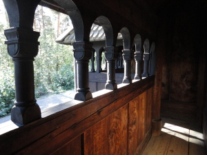 Verandah Stave Church