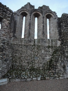 KIldrummy Castle Chapel Scotland